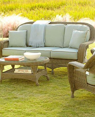 Sandy Cove Outdoor Patio Furniture Seating Sets U0026 Pieces   Patio Seating    Furniture   Macyu0027s