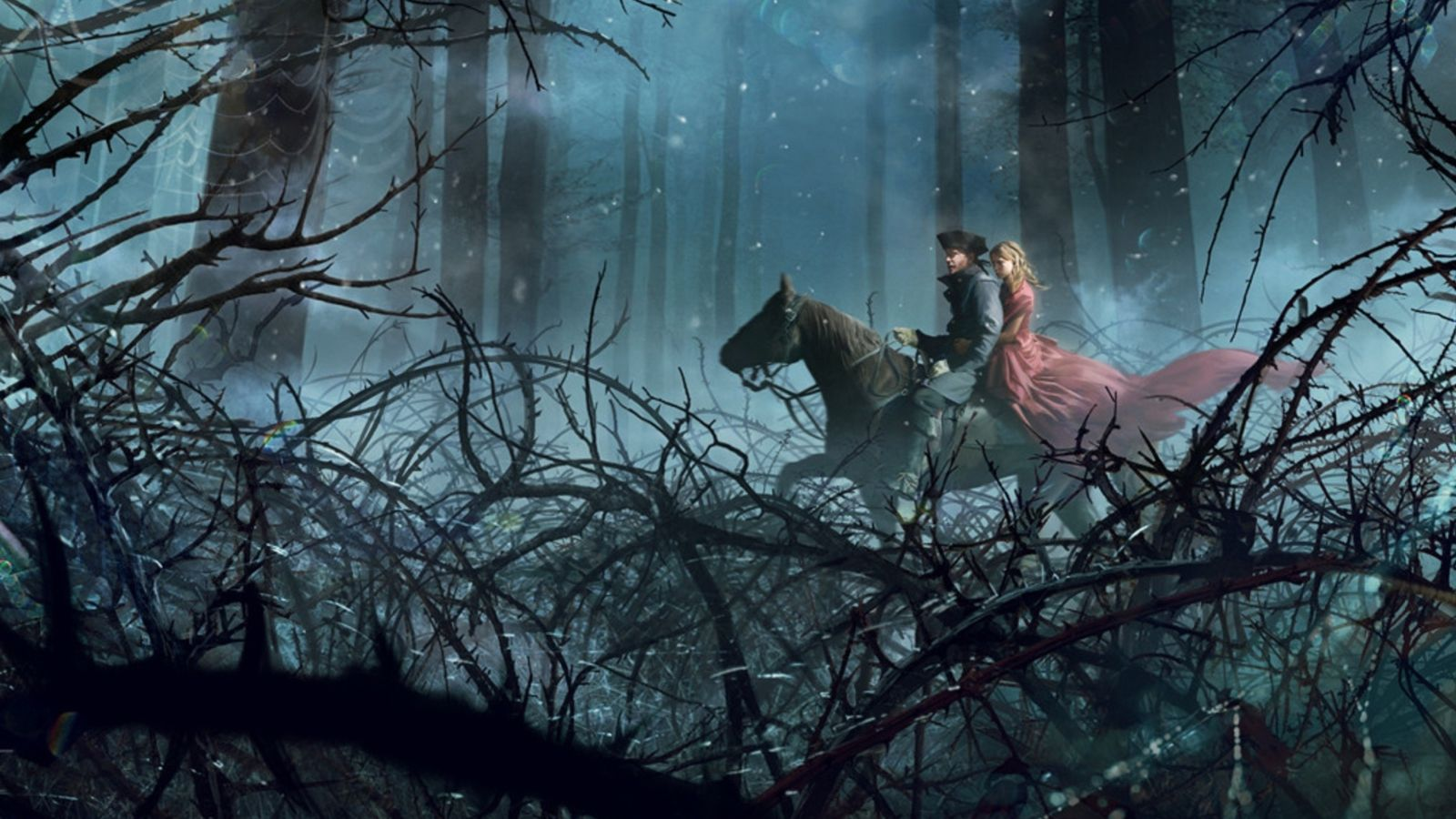 Night Horse Ride Phone Wallpaper Night Horse Fantasy Couples Hd Backgrounds Wallpaper fantasy horse night forest art