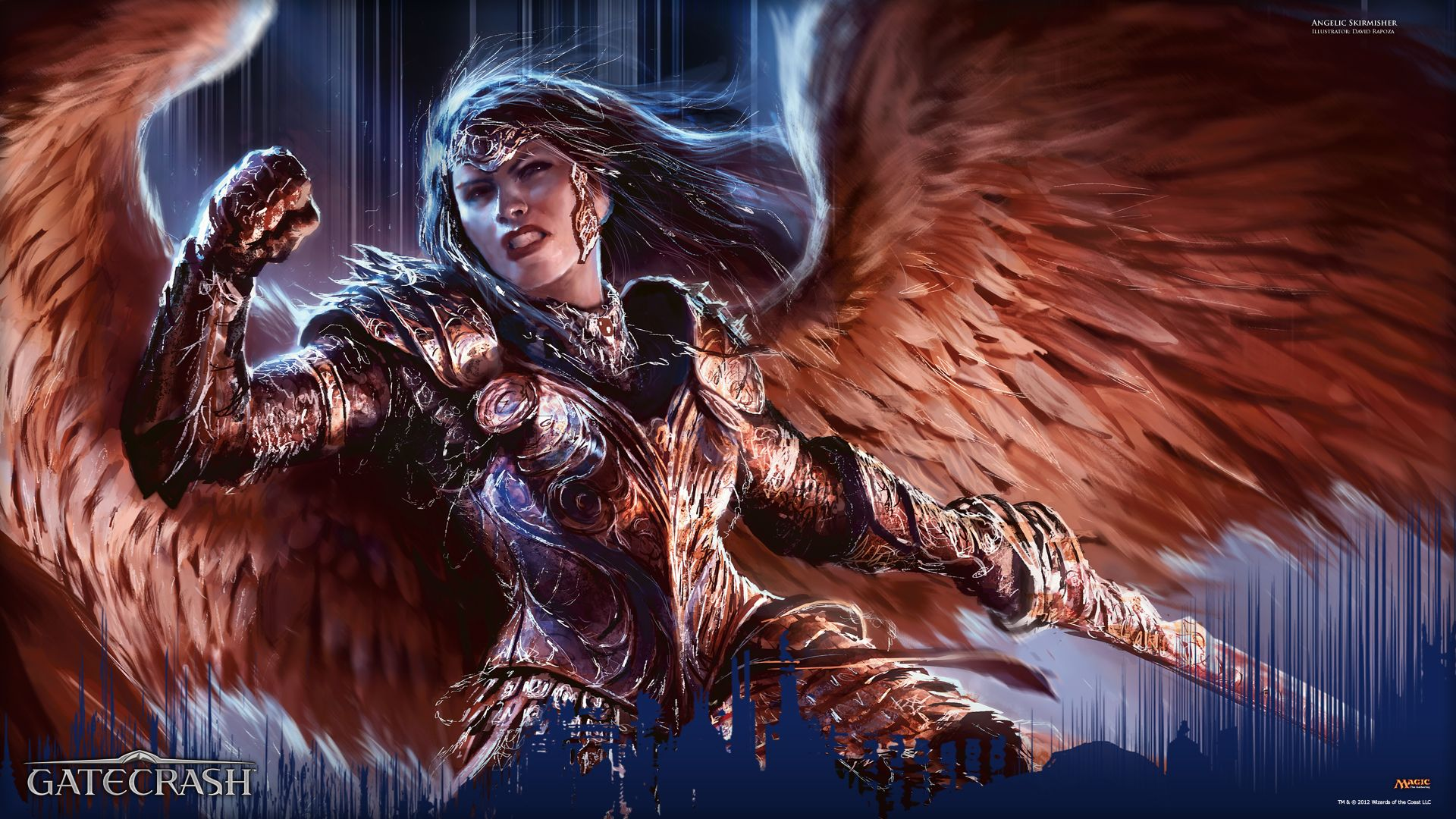 Liliana Planeswalker Wallpaper Wallpaper Of The Week Angelic
