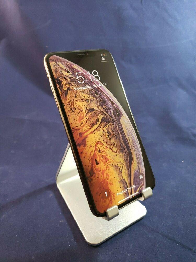 Apple iphone xs max 512gb gold att a1921 gsm
