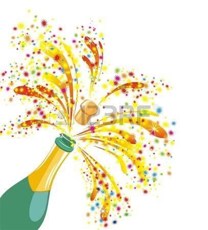 """Bouteille De Champagne Dessin résultat de recherche d'images pour """"bouteille de champagne dessin"""