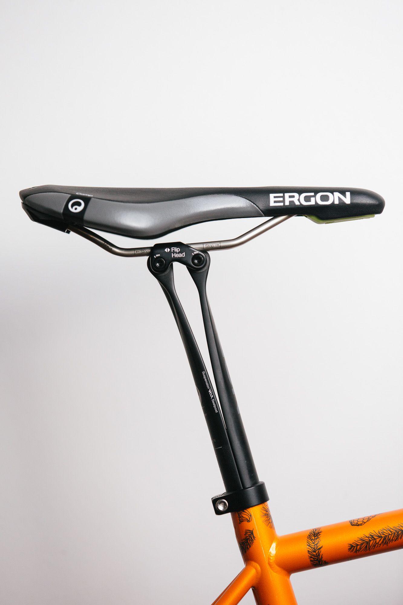 These Ergon Cf3 Seatposts Are Nice Bike Ride Bike Design Bike