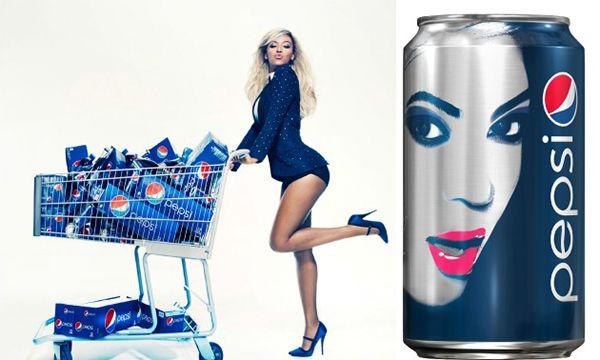 Beyonce firma contrato de $50 millones de dólares con Pepsi
