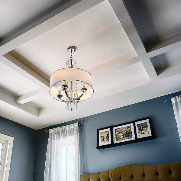 Top 50 Best Coffered Ceiling Ideas - Sunken Panel Designs ...