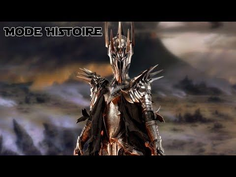 Mode Histoire Sauron Univers De Tolkien Youtube Lord Of