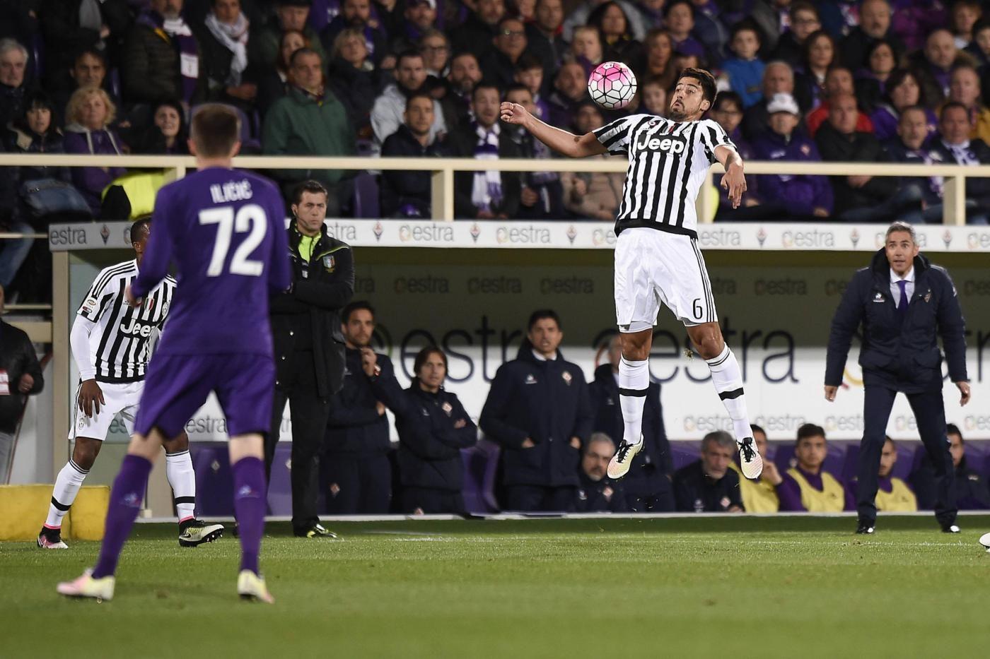 Fiorentina - Juventus 1 - Sportmediaset - Foto 18