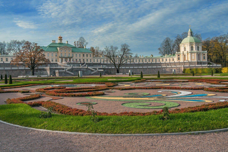 Ораниенбаум, Санкт-Петербург, Россия: на карте, фото, сайт ...