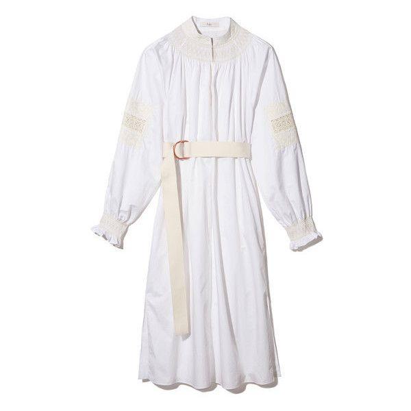 Kala Slip Dress ❤ liked on Polyvore featuring dresses, cotton summer dresses, cotton slip dress, day summer dresses, cotton slip and summer dresses