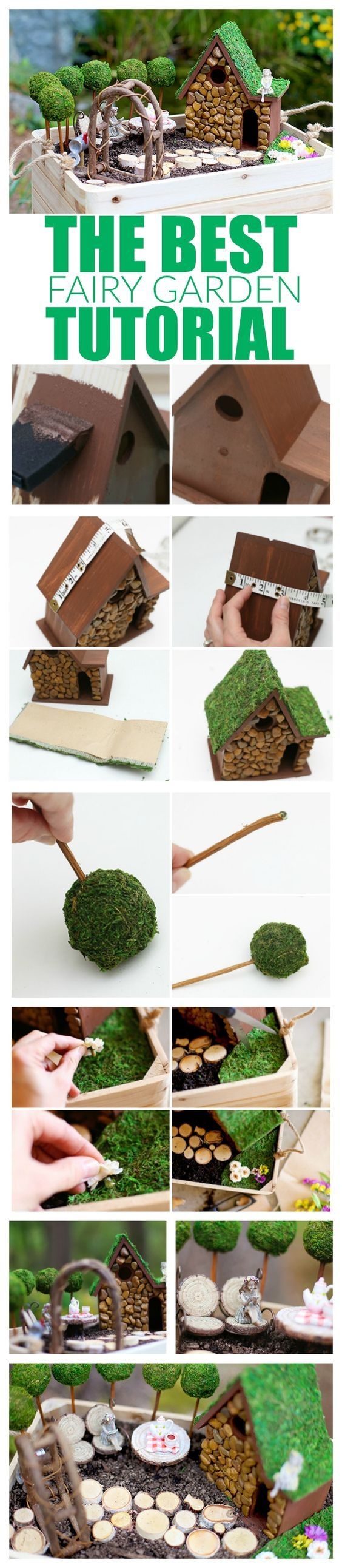 Fairy Garden Ideas The Cutest Collection | The WHOot | Craft Ideas ...