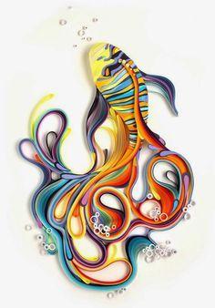 Inspiring Eminent Artist: Yulia Brodskaya
