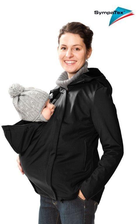 Giacca Invernale portabebè - Allweather Jacket Winter Mamalila. Mantiene la  mamma e il suo bambino nella fascia o nel marsupio caldi e asciutti. cbd11931b65