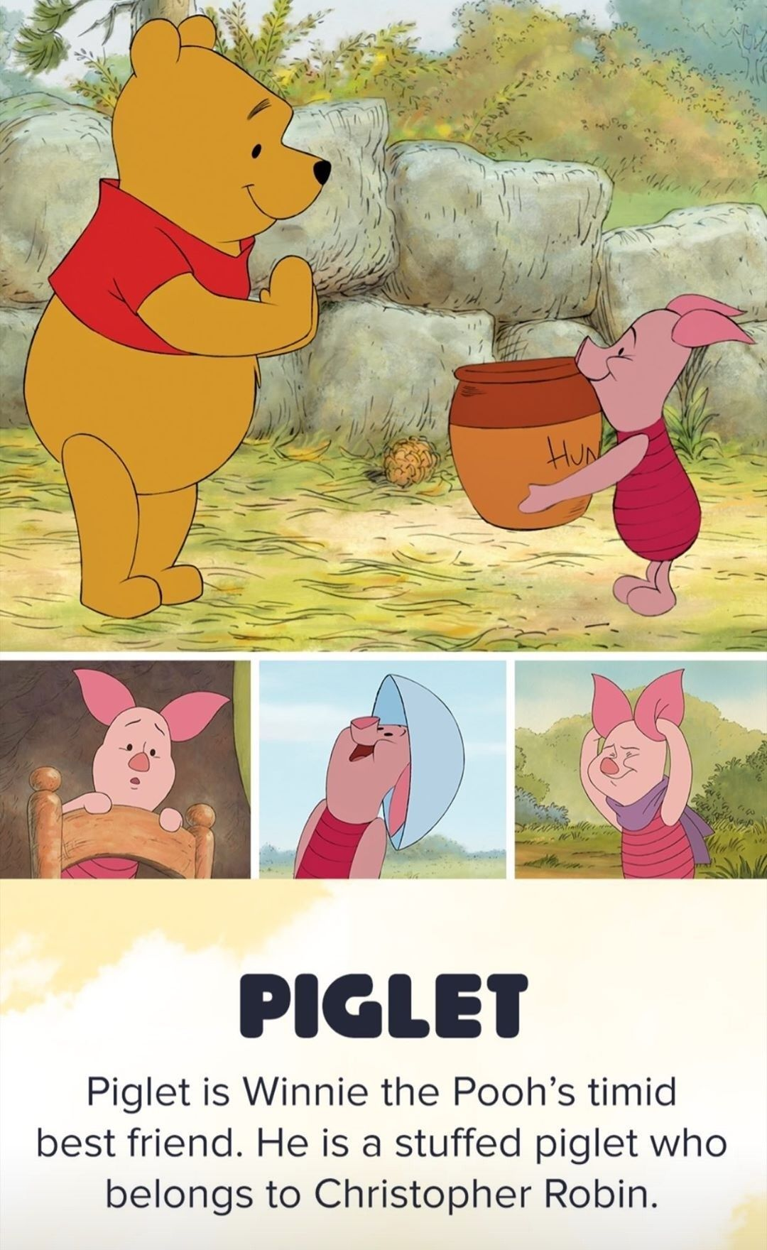 Pin By Disney Lovers On Disney Pets In 2020 Winnie The Pooh