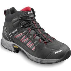 Photo of Meindl men's multifunctional shoe Sx 1.1 Mid Gtx, size 44 ½ in gray MeindlMeindl