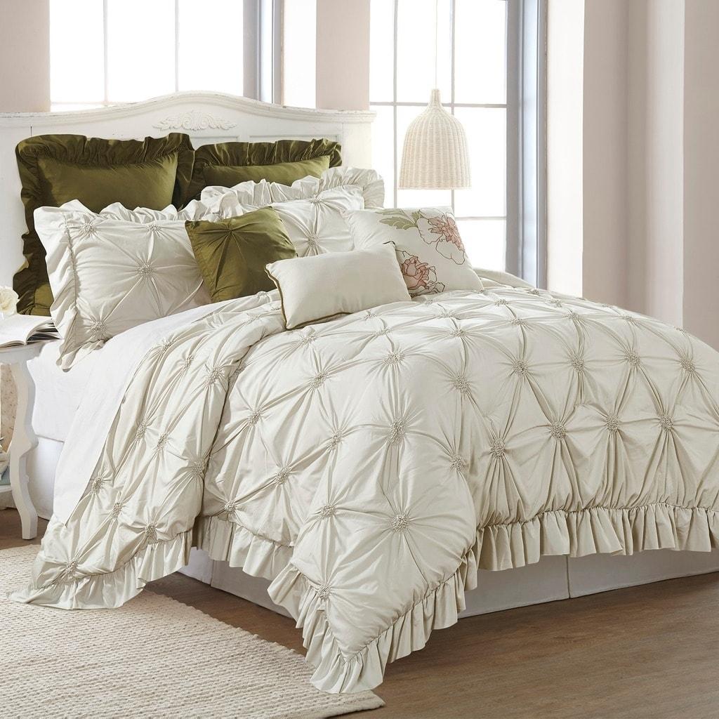 Modern Threads 8 Piece Caroline Comforter Set Comforter Sets
