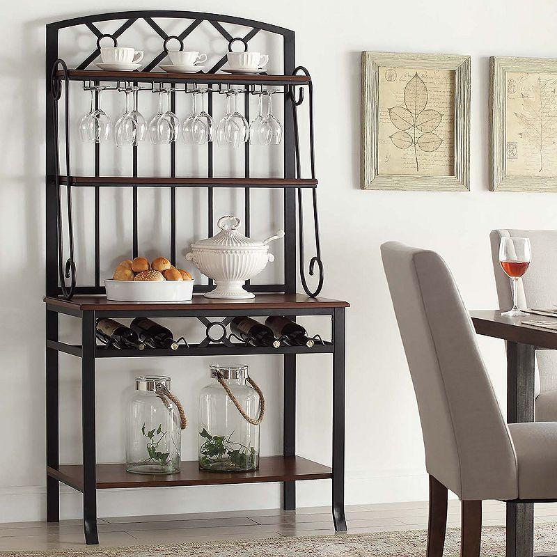 Carolina Forge Baker S Rack Bakers Rack Furniture Home
