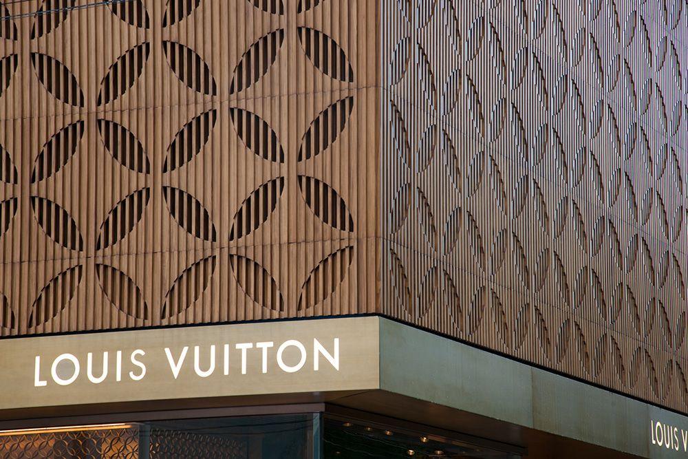 Louis vuitton flagship masaryk mexico city fashion luxury louis