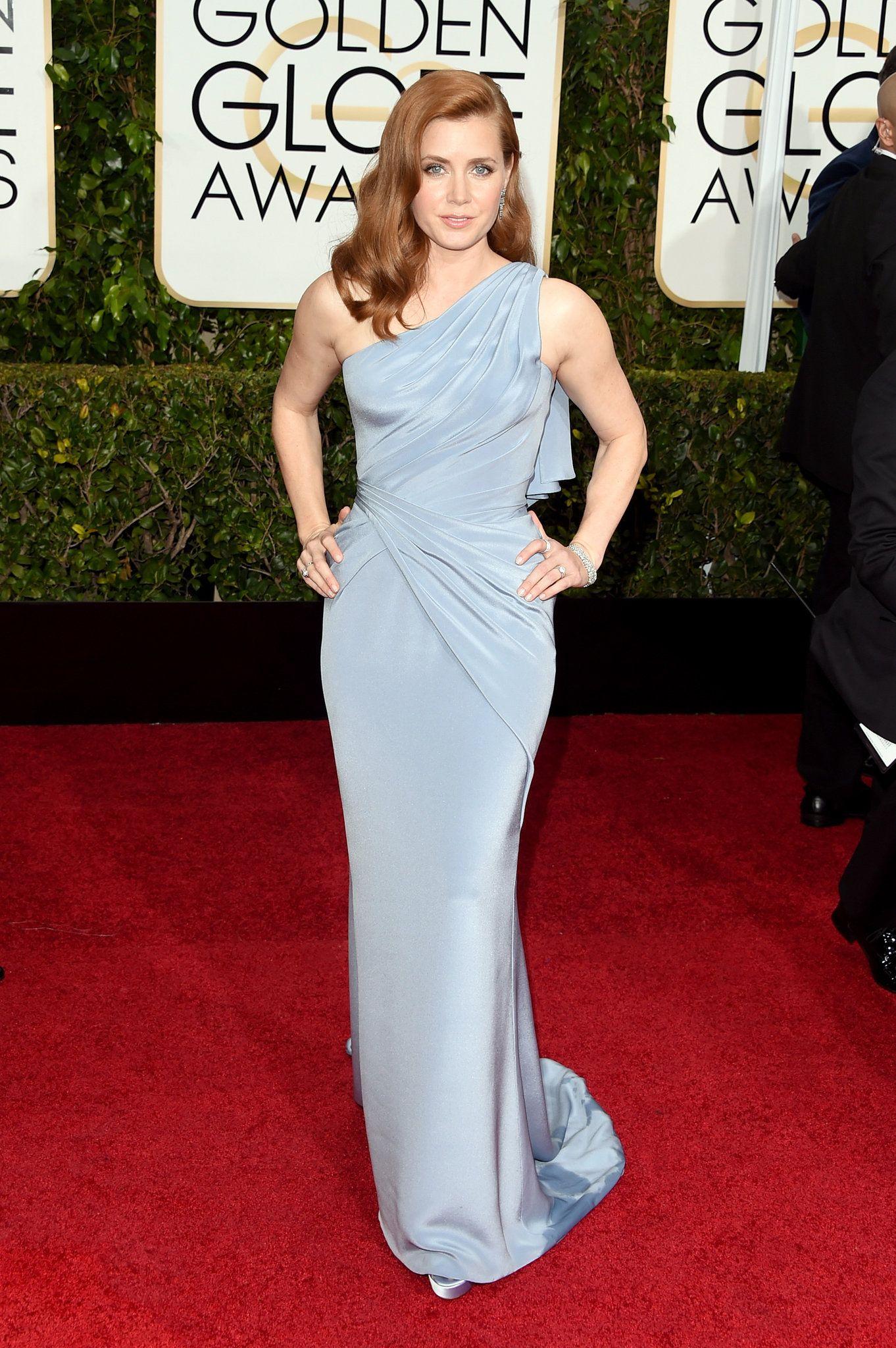 Globos de Ouro 2015: Amy Adams