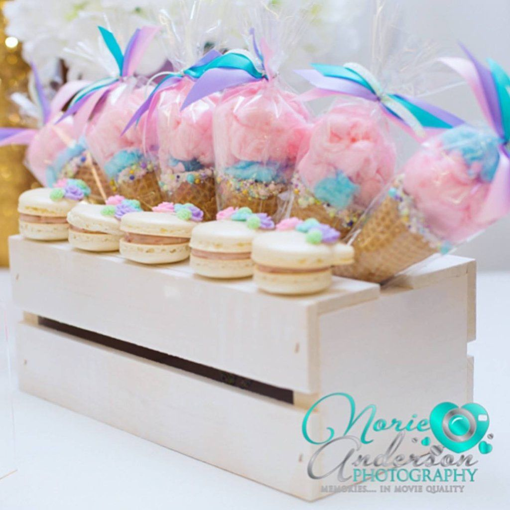 Baby Shower Unicorn Theme ~ Unicorn baby shower desserts