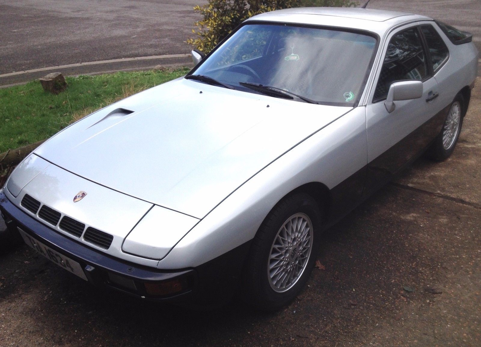 eBay: Porsche 924 TURBO, Porsche 931, Long MOT, used regularly ...