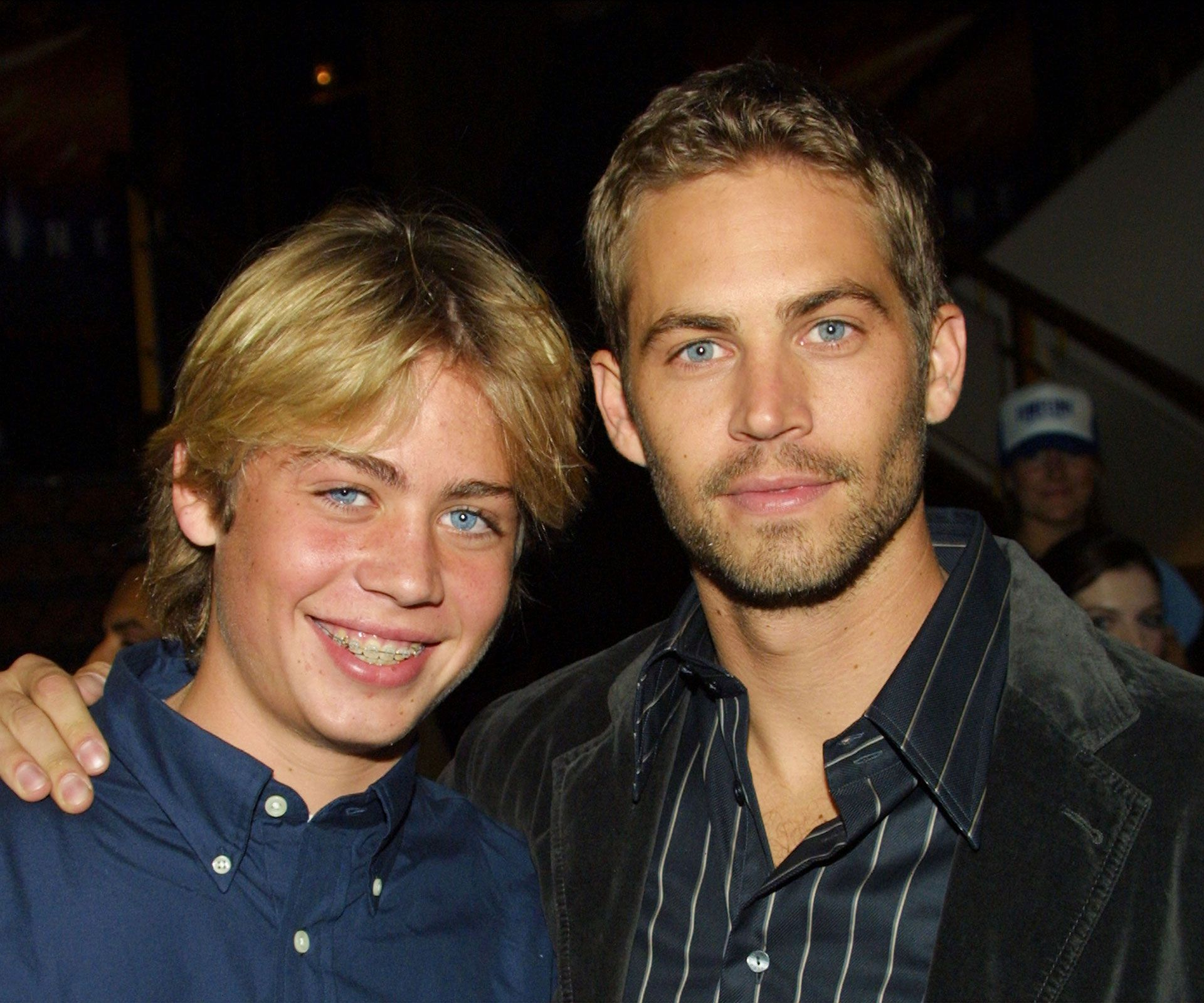 When Paul Walker tragically died in a car crash in November 2013, Hollywood and his family were in mourning – but finally the Walkers have a reason to smile to again.