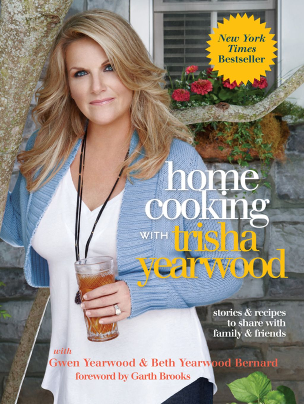 Home Cooking with Trisha Yearwood (eBook) #charlestoncheesedips