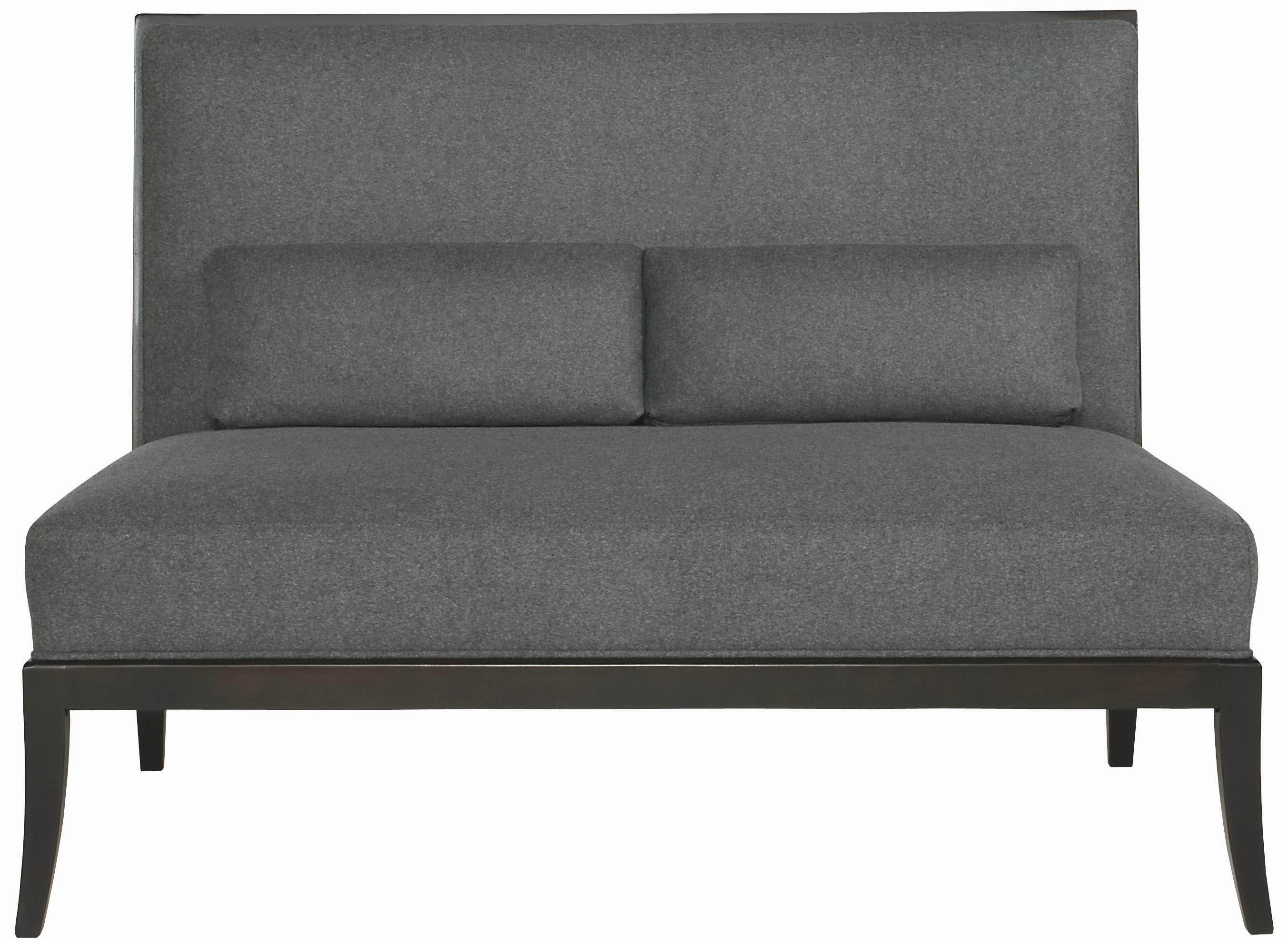 Bernhardt Interiors - Holden Armless Loveseat - John V Schultz Furniture - Love Seat Erie, Pennsylvania