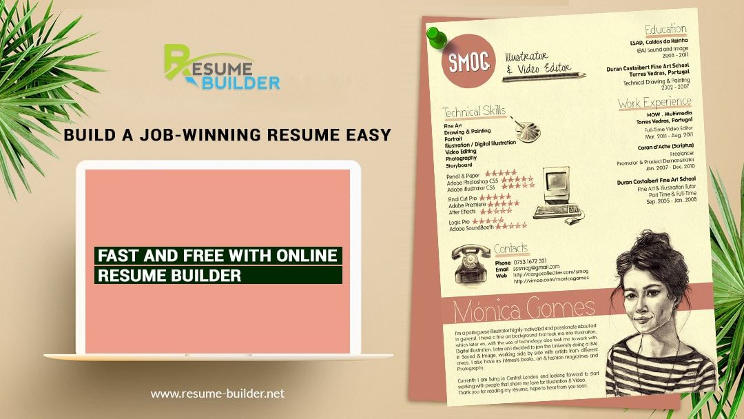 Send a highly impressive resume to your potential hiring