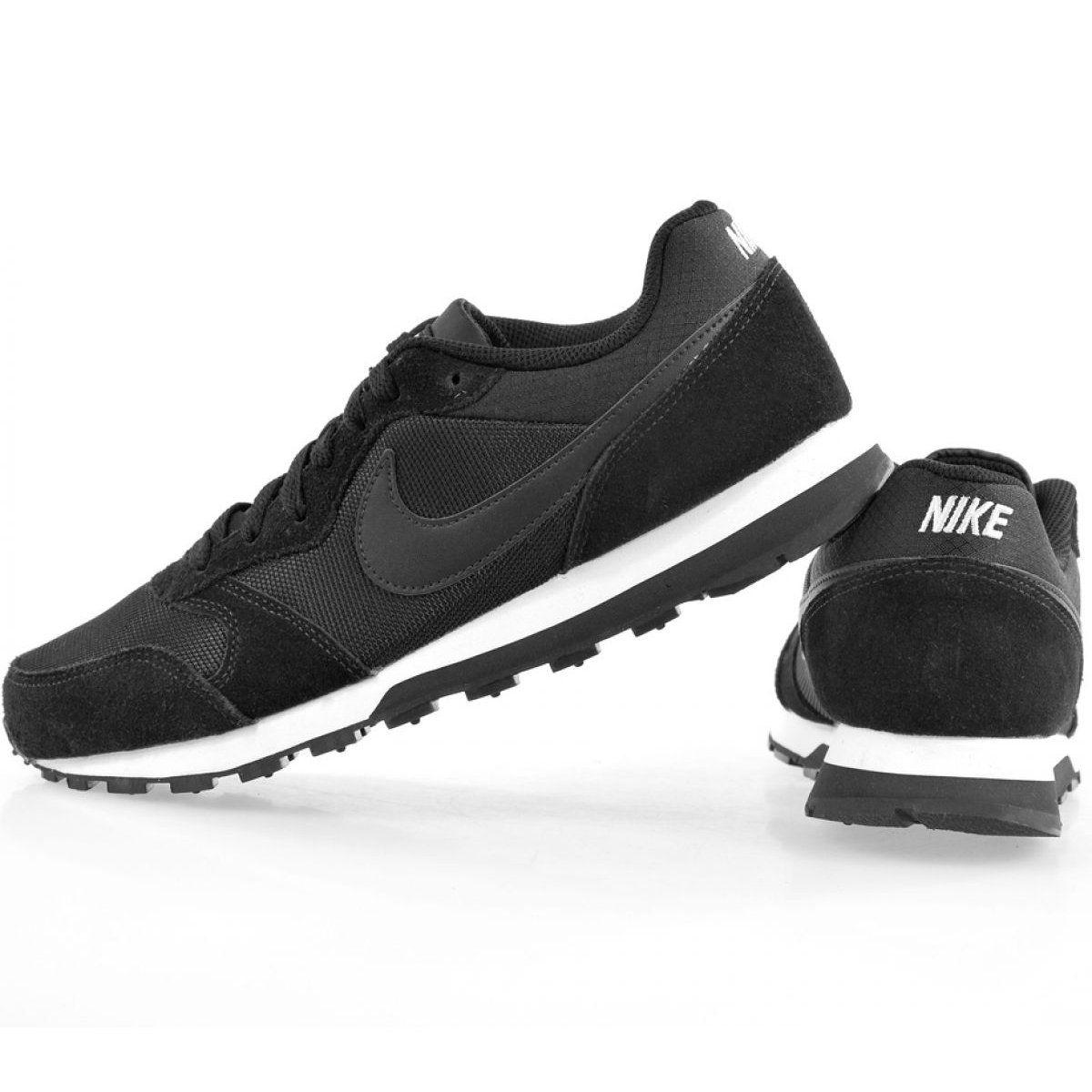 Buty Nike Md Runner 2 W 749869 001 czarne in 2020 | Buty