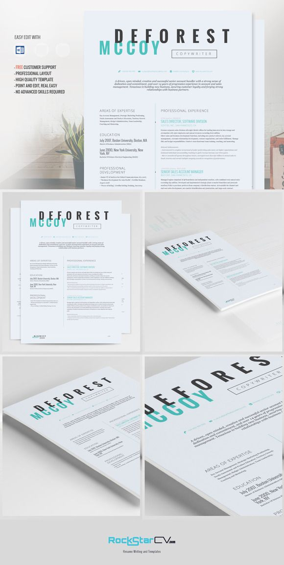 Resume Template - Perseus by Resume Templates on @creativemarket - outline of a resume