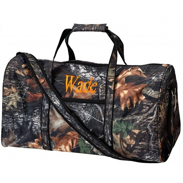 Personalized Large Duffel Bag - Woods ($34.95)