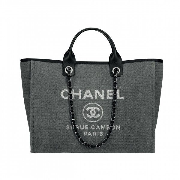 31 Rue Cambon Chanel canvas bag - Love this bag! | KTOTHEATOTHEI ...