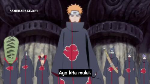 Saat Teduh Naruto Shippuuden Ultimate Ninja Storm