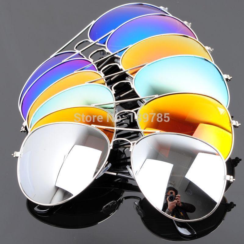 gafas sol ray ban aviator espejo