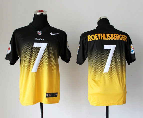 a5430949b84 Pittsburgh Steelers Ben Roethlisberger Jersey Mens Womens & Youth Sizes