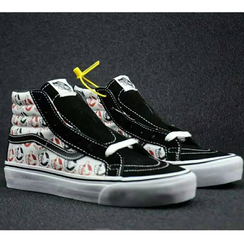Vans Sk8-Hi Bmx Shoes Black in 2020