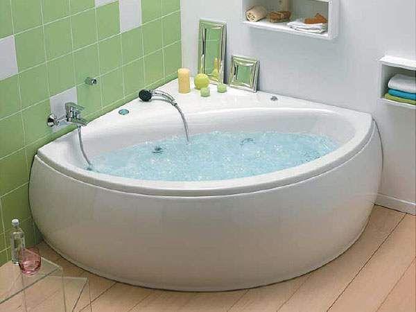 Il existe de nombreux modèles de #baignoires d'angle que vous trouverez en fonction de vos #goûts et de votre #budget. Avec ces structures, il y aura un remarquable luxe dans votre #salle_de_bain. http://goo.gl/ZN1J1B