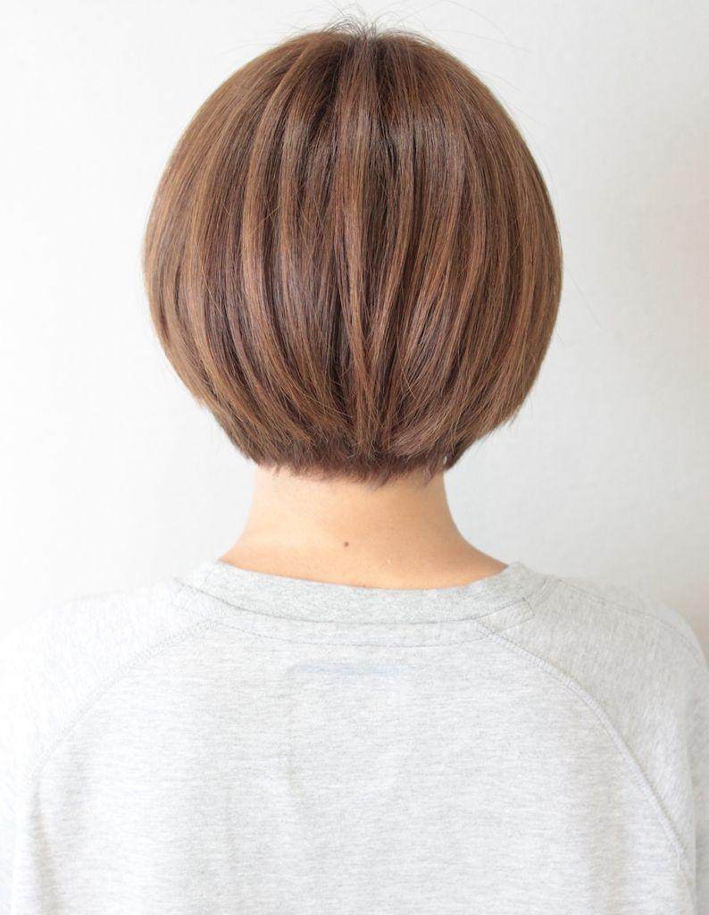 かわいいナチュラル小顔ショート(SG-302) | ヘアカタログ・髪型・ヘアスタイル