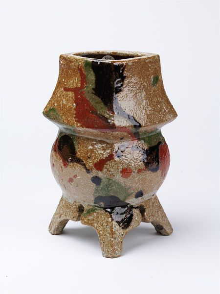 Kawai, Kanjiro (1890-1966), Vase, stoneware