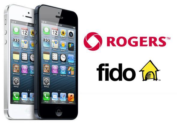 Premium Factory Unlock Code Service Canada Rogers Fido