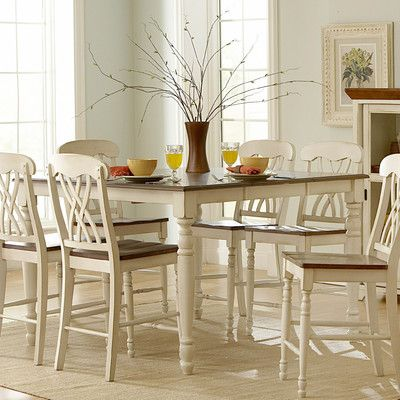 Woodbridge Home Designs Ohana Counter Height Dining Table | Dining ...