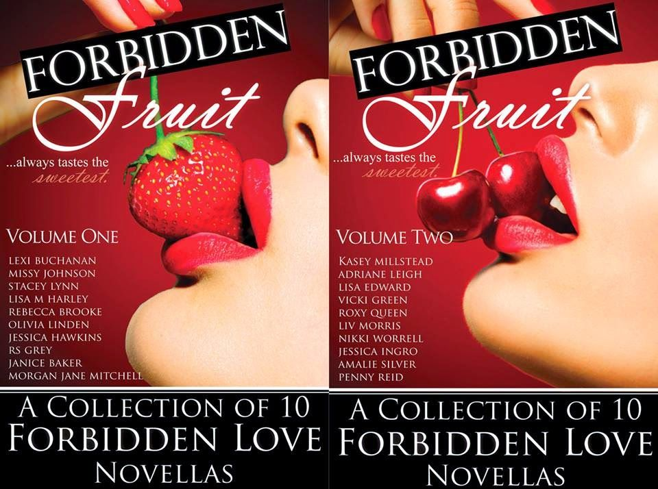 Author Jane Mitchell Forbidden Fruit Volume 2