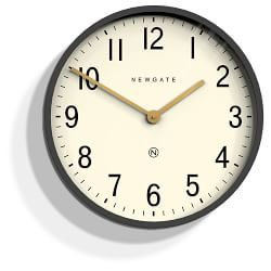 Mr Edwards Clock Grey Clock Grey Clocks Grey Wall Clocks