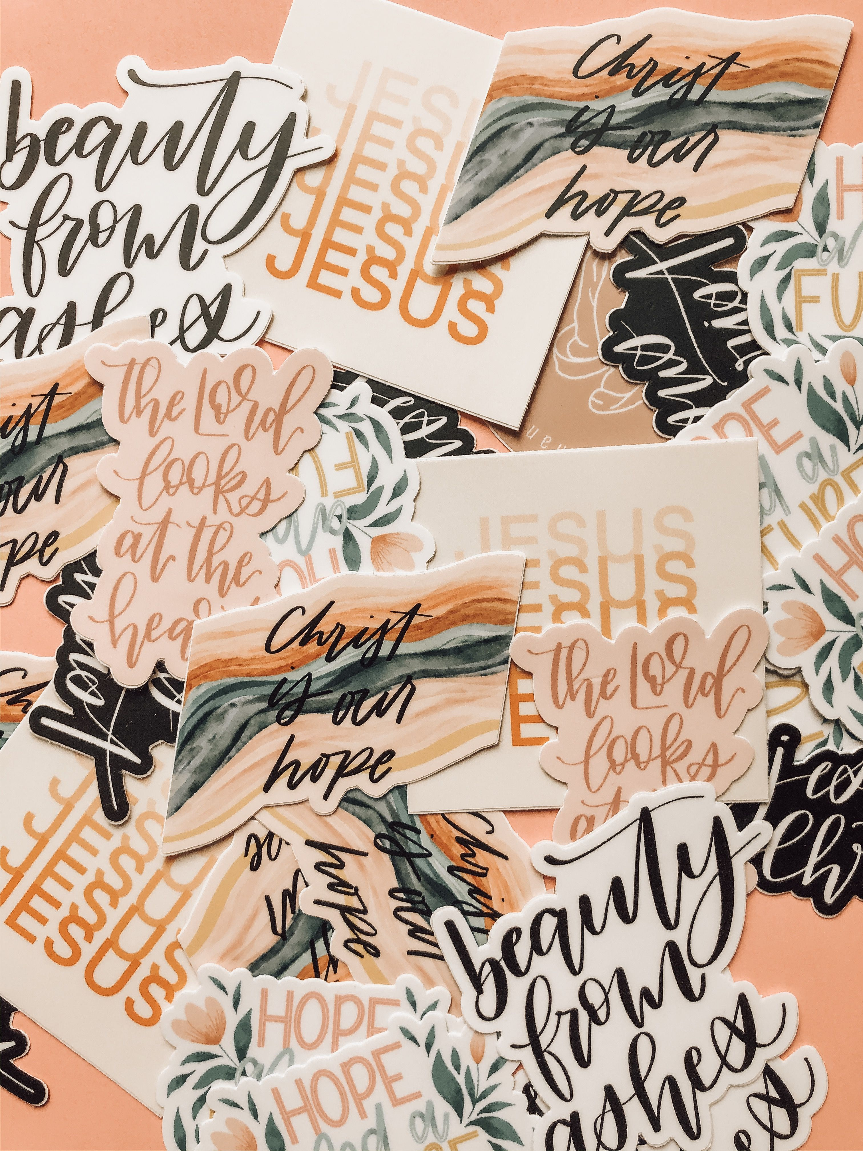 Christian Stickers Christian Stickers Christian Backgrounds Faith Stickers