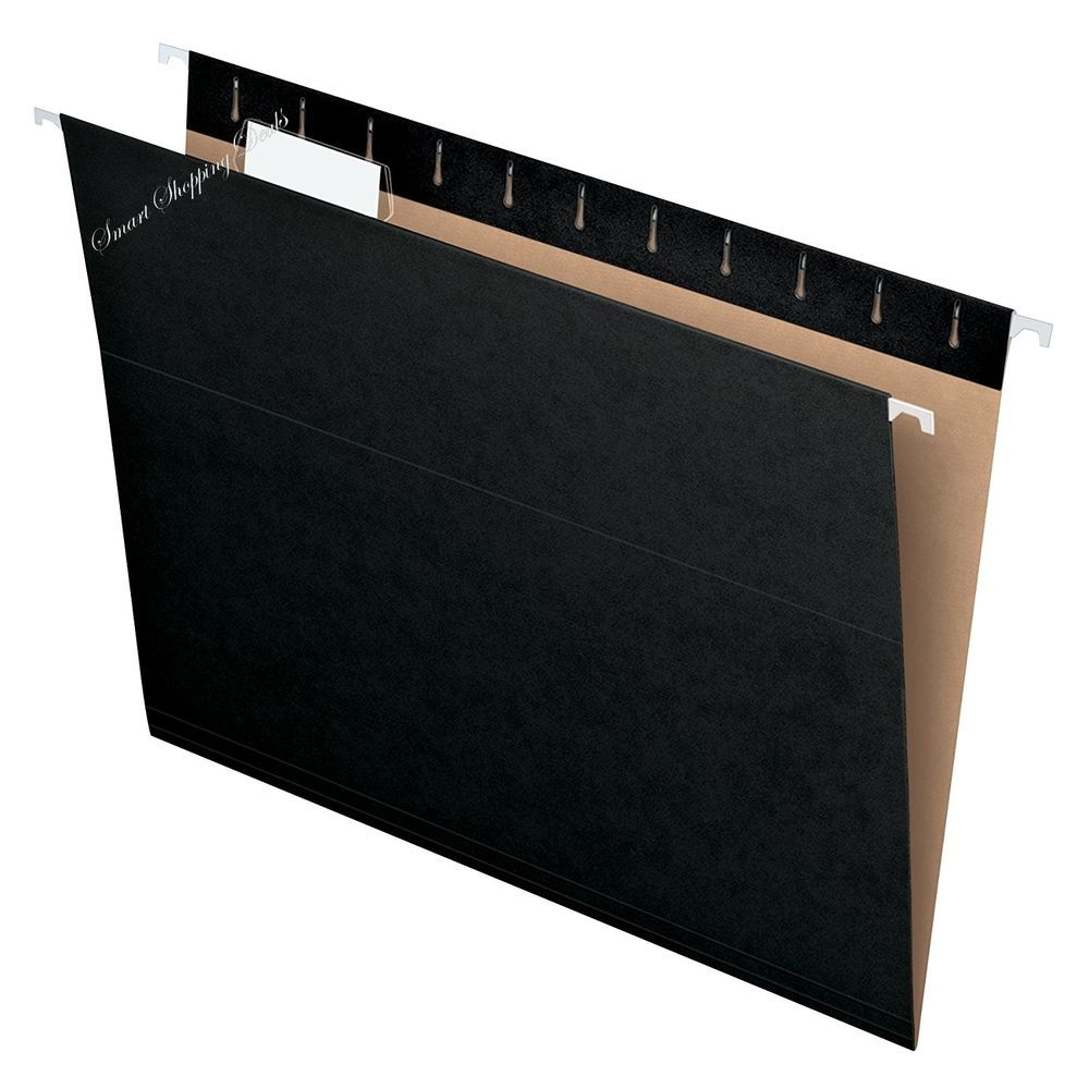 hanging file folders letter size