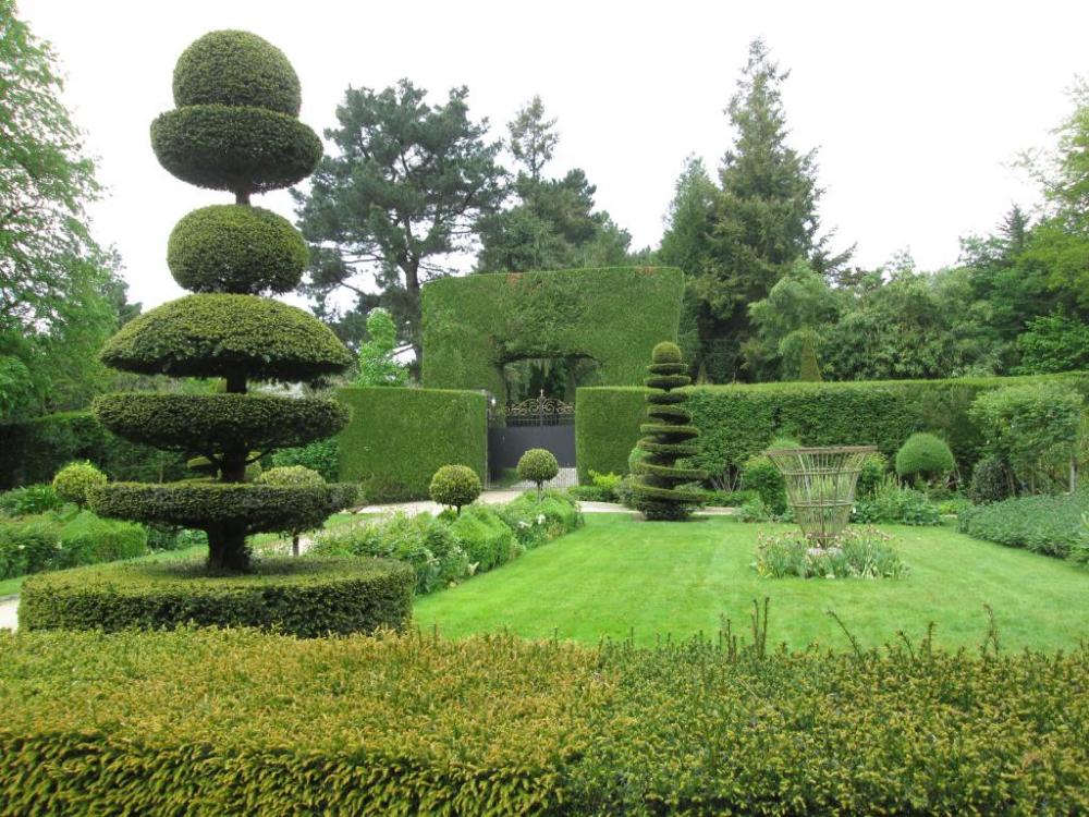 Les Jardins de la Ballue (Bazouges-la-Pérouse) : 2019 Ce qu'il faut savoir pour votre visite ...