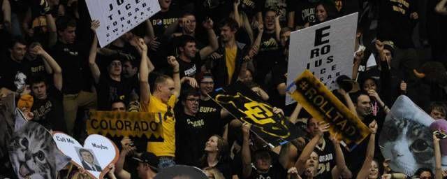 The University of Colorado men's basketball program has the potential to host its first ever ESPN College GameDay appearance as the network is choosing between Boulder and Palo Alto for its Feb. 22 edition of the show