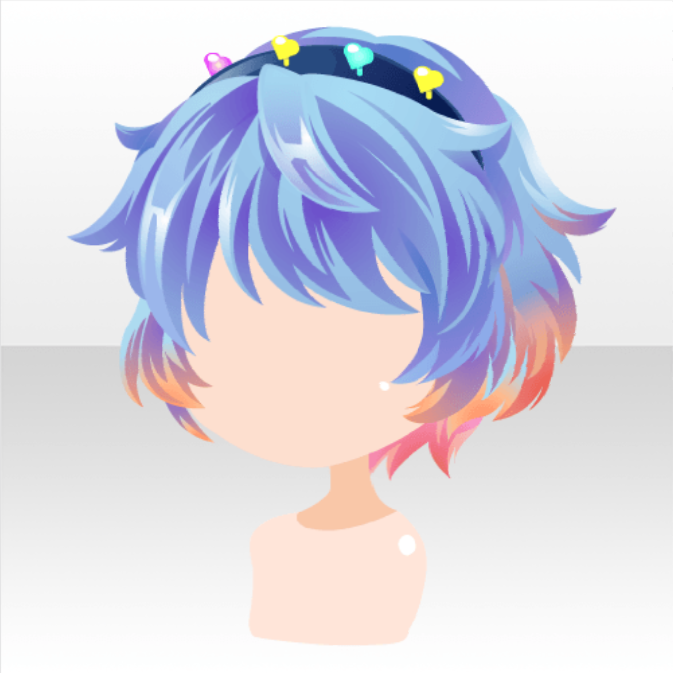 Glittery Zombie Cocoppa Play Wiki Fandom Manga Hair Anime Hair How To Draw Hair