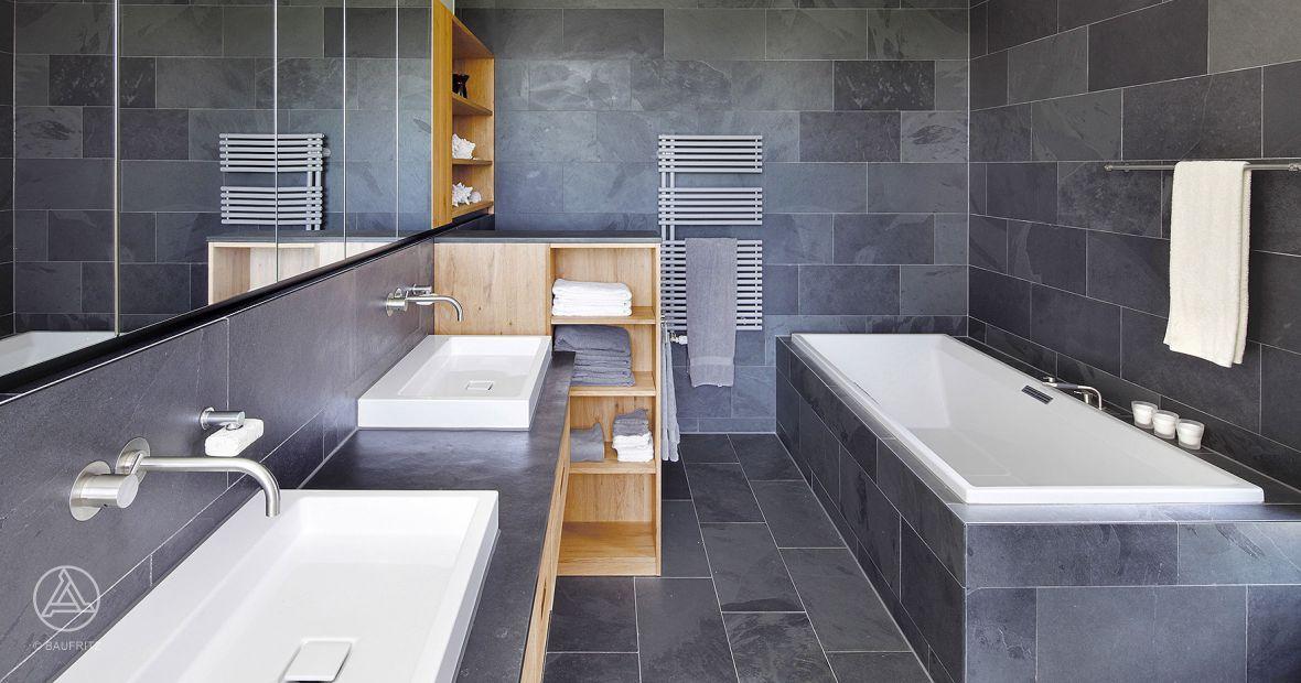 Bauhaus-Badezimmer Ideen rund ums Haus Pinterest Bath room - badezimmer bauhaus