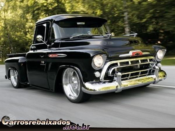 Gm Chevrolet S10 Carros Caminhoes Vintage Caminhonetes Chevrolet