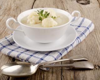 Soupe Chou Fleur Minceur